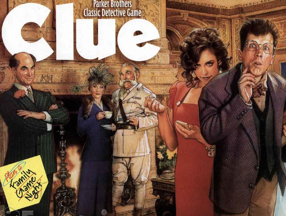 It's Like Clue, But With Turds Misanthropista